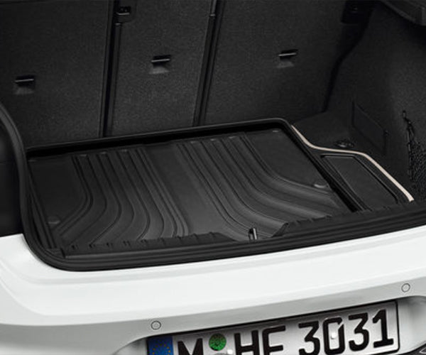 BMW 1 Series Luggage compartment mat