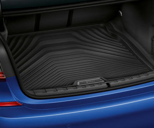 BMW 3 Series Luggage Compartment Mat
