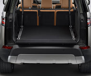 Land Rover Discovery - LOADSPACE RAILS - FULL LENGTH