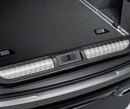 Land Rover Range Rover Sport - LOADSPACE TREADPLATE FINISHER - EBONY
