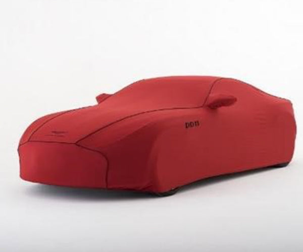 Aston Martin DB11 Indoor Car Cover in Volcano Red (Contact us Direct)