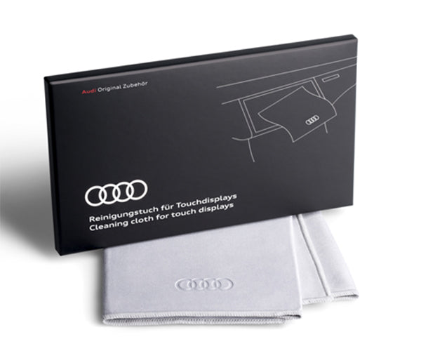 Audi Microfibre Cleaning Cloth