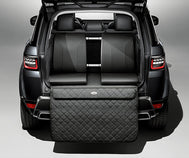 Land Rover Range Rover Sport - TAILGATE EVENT SEATING IN EBONY LEATHER