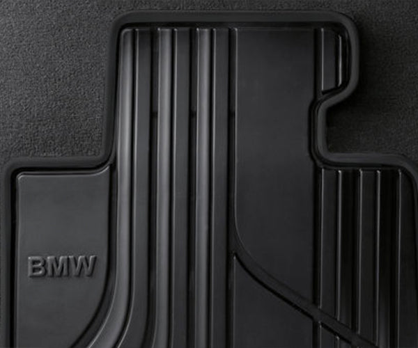 BMW 4 Series Floor Mats - Front Only