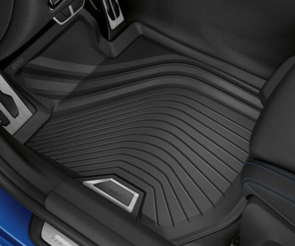 BMW 3 Series Floor Mats - Front