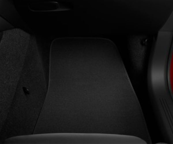 Volvo XC40 Textile Floor Mats (Manual)