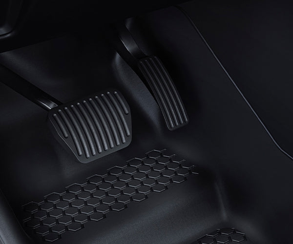 Land Rover New Defender - DEEP-SIDED RUBBER MATS - RHD, 110, 5 SEAT