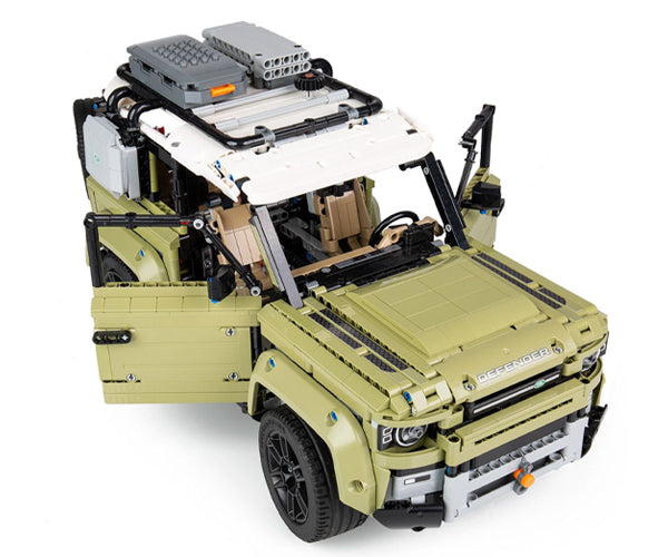 Land Rover LEGO® TECHNICᵀᴹ Land Rover Defender 90
