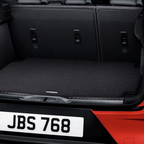 Jaguar I-Pace Loadspace Luxury Carpet Mat