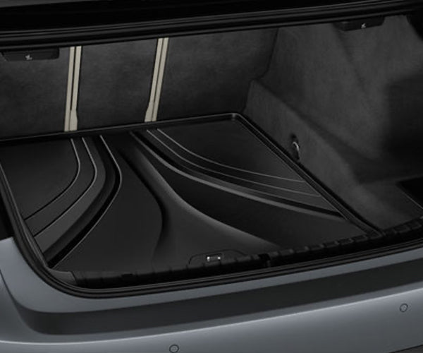 BMW 5 Series Luggage Compartment Mat