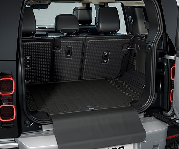 Land Rover New Defender - INTERIOR PROTECTION PACK - RHD, 110, 5 SEAT, RUBBER AND LUXURY MATS