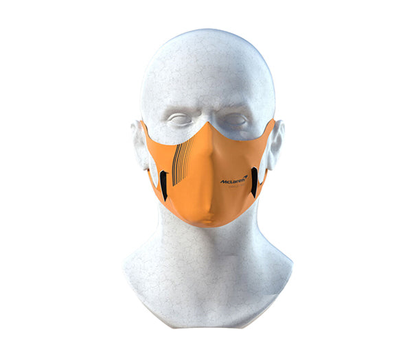 McLaren Official Team U-Mask® Face Mask