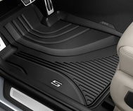BMW 5 Series all-weather floor mats