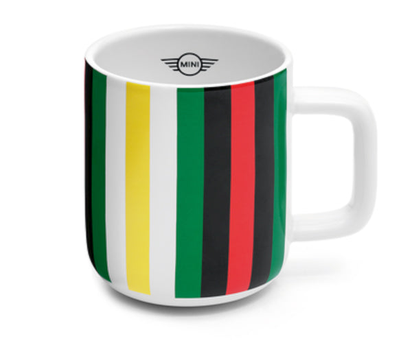 MINI Striped Mug