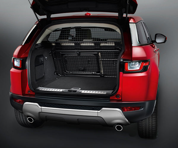 Land Rover Range Rover Evoque - LUGGAGE PARTITION - FULL HEIGHT, FIVE-DOOR