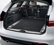 Jaguar XF Sportbrake Luggage Partition - Full Height
