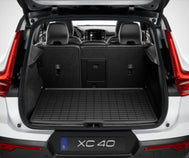Volvo XC40 - Cargo Mat - Moulded Plastic (without bag holder)