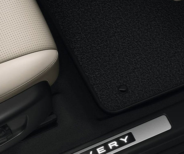 Land Rover Discovery Sport - PREMIUM CARPET MATS - EBONY, RHD, MANUAL, 20MY ONWARDS