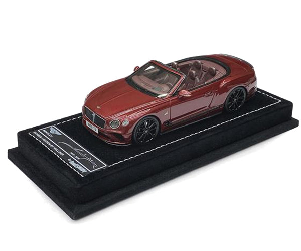 Bentley 1:43 Continental GT Convertible #1 Edition By Mulliner