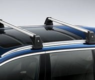 BMW X5 Series roof cross bars