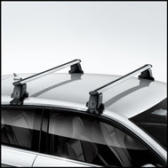 Audi Q3 Roof Bars - for Roof Rails