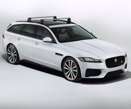 Jaguar XF Sportbrake Roof Cross Bars