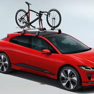 Jaguar I-Pace Fork Mounted Roof Cycle Carrier