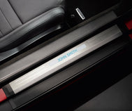 Jaguar F-Type Sill Treadplates - Personalised, Illuminated