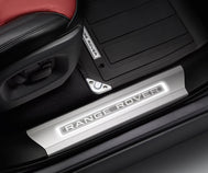 Land Rover Range Rover Sport - SILL TREADPLATES - ILLUMINATED, VEHICLE SET