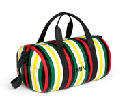 MINI Striped Duffle Bag
