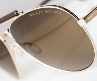 Land Rover Range Rover Sunglasses - RRS100 Gold