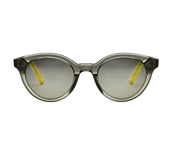 MINI Sunglasses Panto Colour Block (Grey/Lemon)