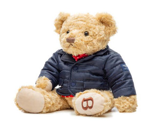 Bentley Birkin Teddy Bear