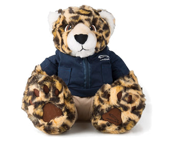 Jaguar Collection Genuine Merchandise Teddy Bear Cub