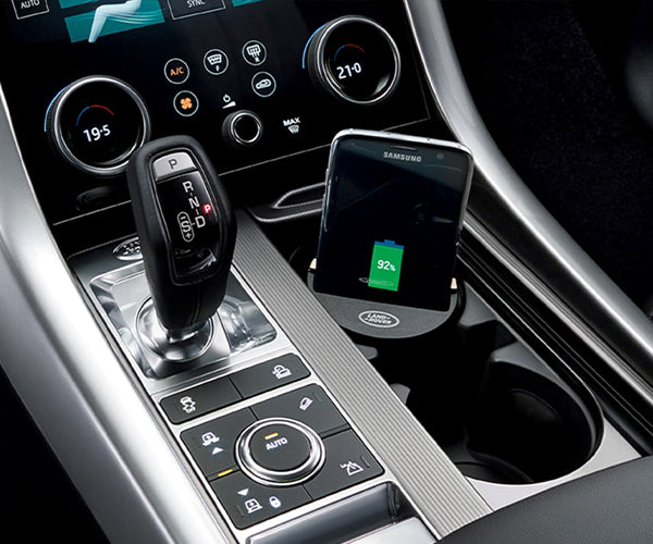 Land Rover Range Rover Sport - WIRELESS PHONE CHARGING CUPHOLDER