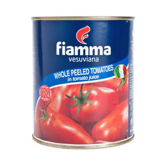 Fiamma Whole Peeled Tomato 800g