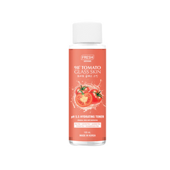 Fresh Tomato Glass Skin Hydrating Alcohol Free Toner