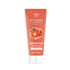 Fresh Tomato Glass Skin Sleeping Pack
