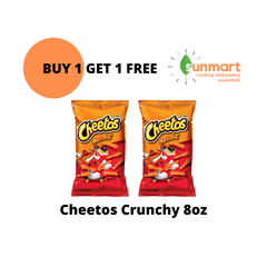 Cheetos Crunchy 8oz Buy 1 Get 1