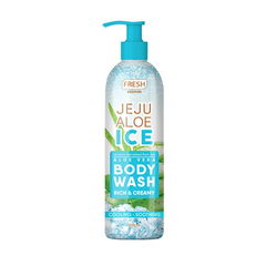 Fresh Jeju Aloe Ice Body Wash