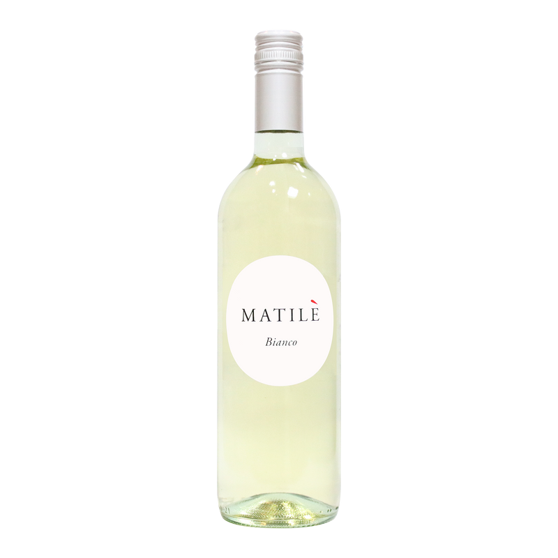 Matile White Wine 750ml - Umbria, ITALY