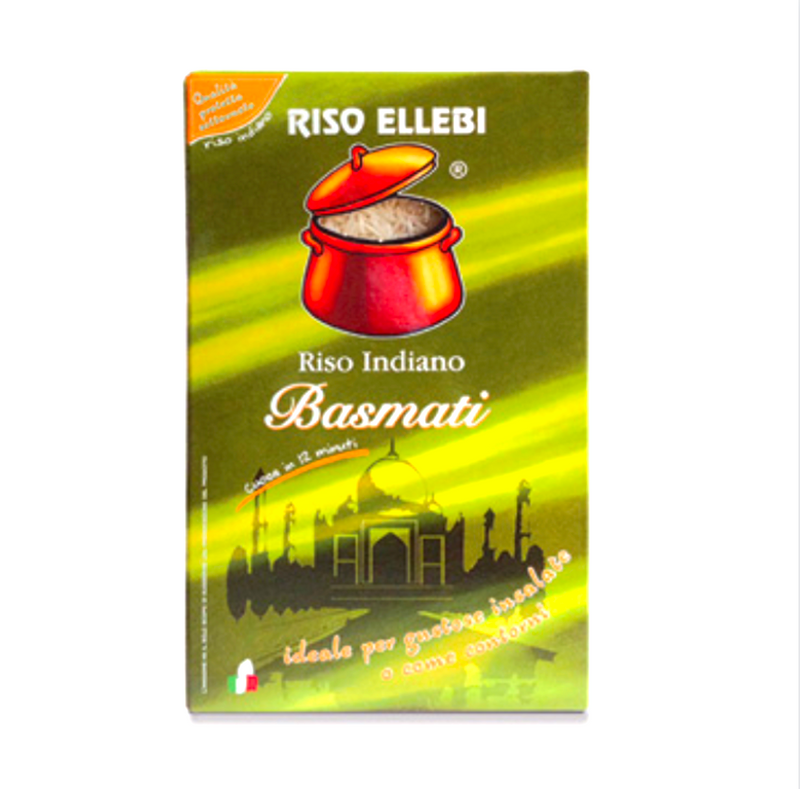 Riso Ellebi Basmati Rice 1KG - India