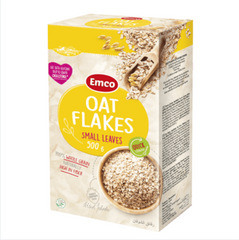 Emco Oat Flakes - Small Leaves 500g