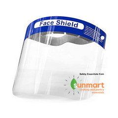 Reusable Safety Face Shields Pack of 10