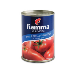 Fiamma Whole Peeled Tomato 400g - ITALY