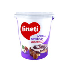 Fineti Hazelnut Double Spread 400g