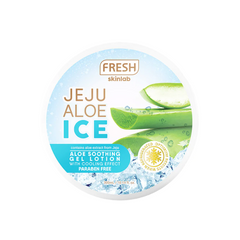 Fresh Jeju Aloe Ice Soothing Gel Lotion 300ml
