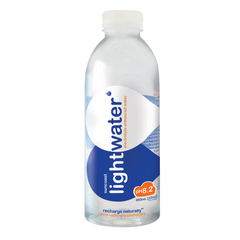 Lightwater Electrolyte Enhanced Water 650ml (Pack of 6)