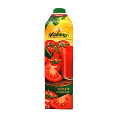 Pfanner Tomato Juice 1L (No Sugar Added)
