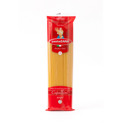 Pasta Zara Angel Hair 500g - ITALY